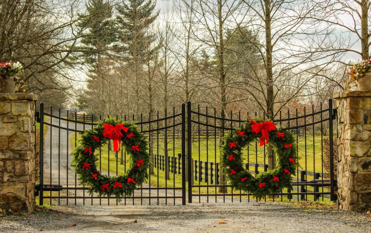 5 Types of Stunning Entrance Gates