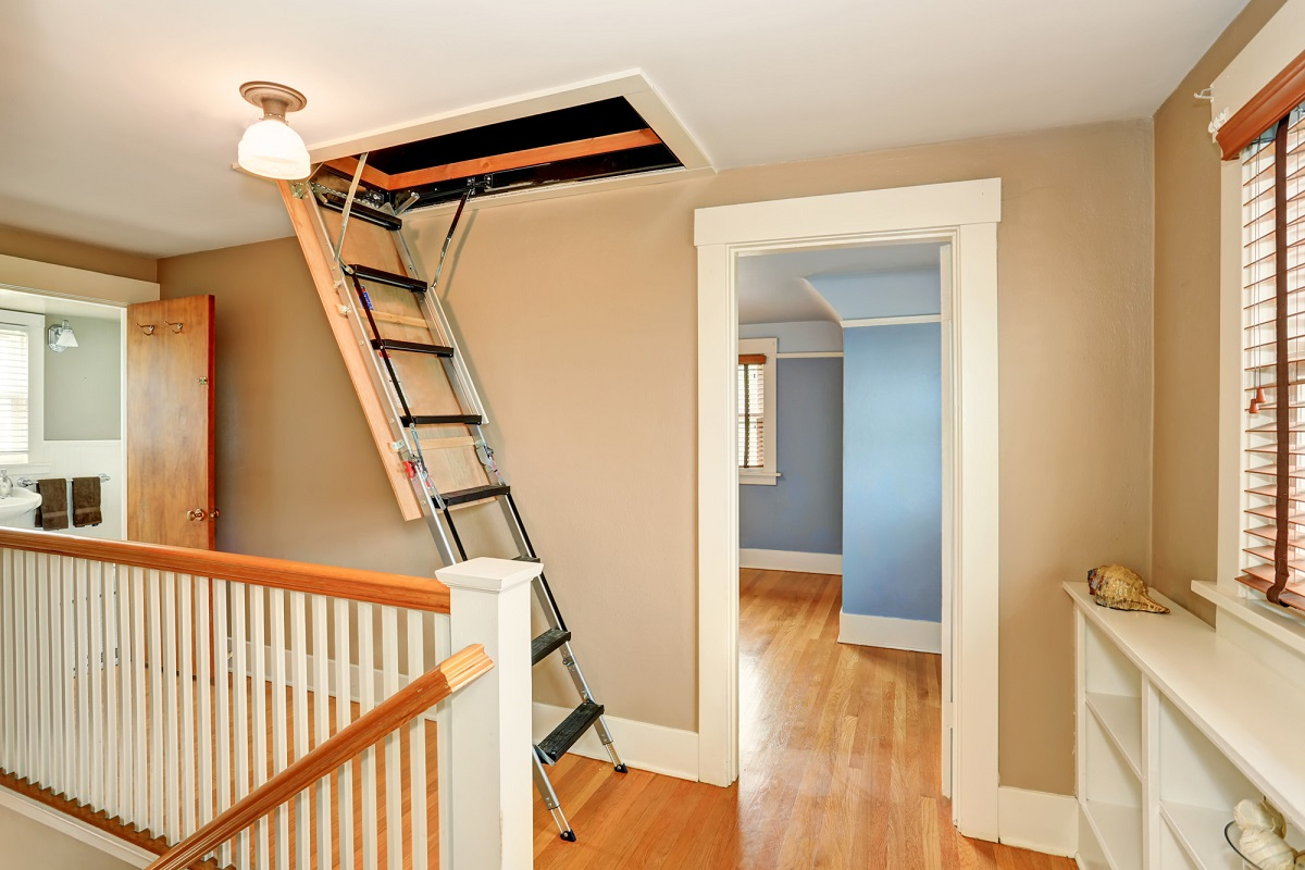How Homeowners Can Use Their Attic for Storage