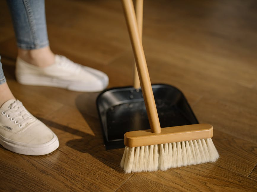 5 Ways to Get Rid of House Dust