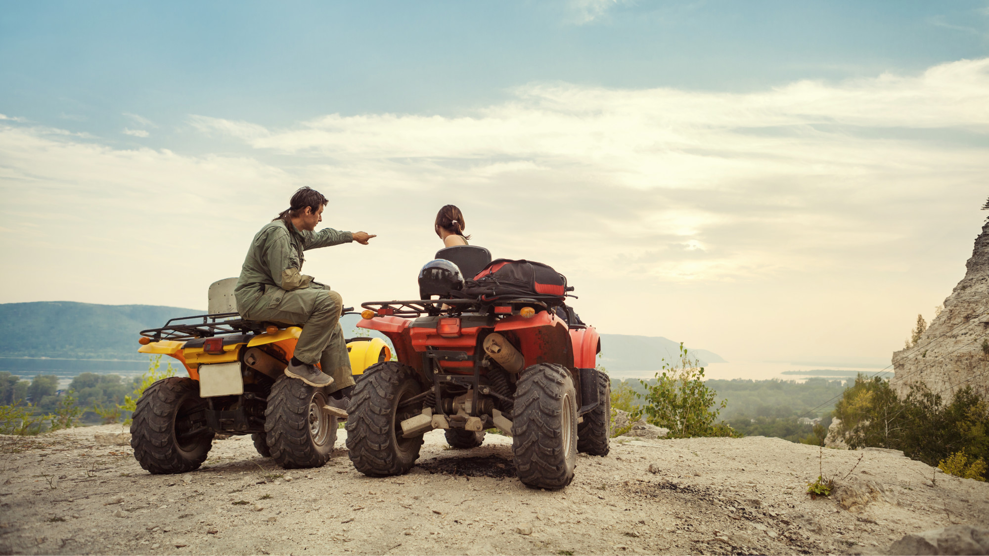 Down and Dirty: 5 ATV Maintenance Tips