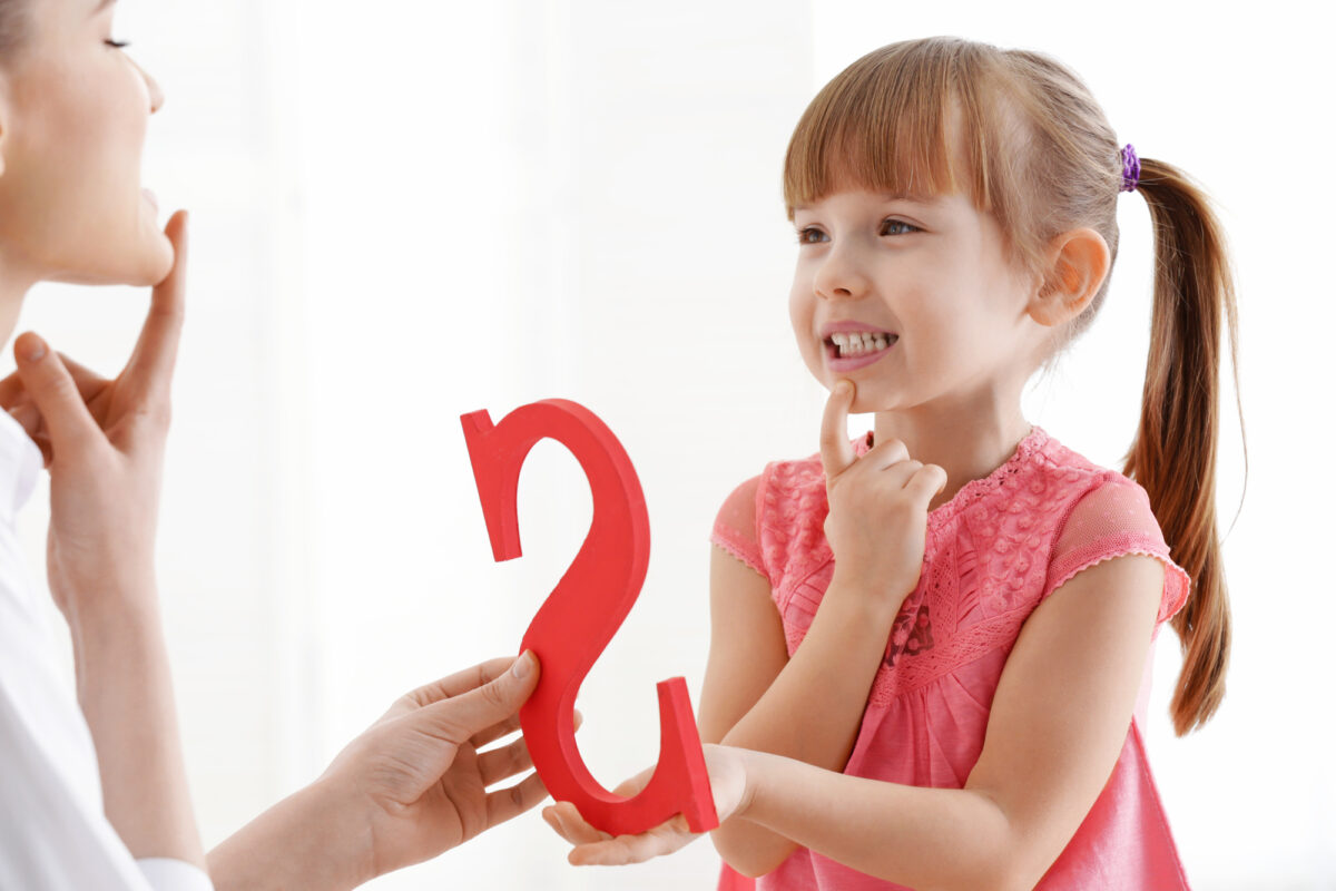 6 Signs Your Child Has a Speech Disorder