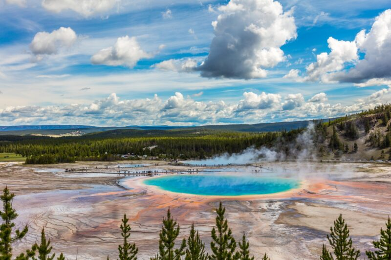 Yellowstone RV Camping: Everything You Need For Your Camping Trip