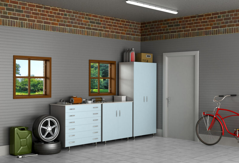 4 Keen Ideas for an Ultimate Garage Makeover