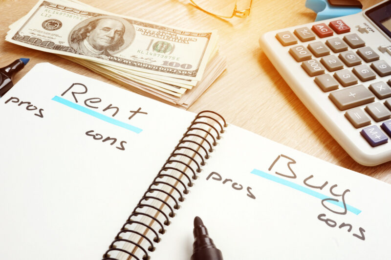 Renting vs Buying a House, Which is Better?